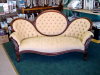 Victorian Parlor late 1800's Sofa