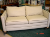 Casual Contrast Welt Sofa