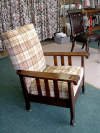 Morris Chair after restoration