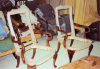 Custon-made chairs-unfinished