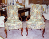 Custom chairs-after restoration
